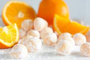 Orange Creamsicle Truffles!
