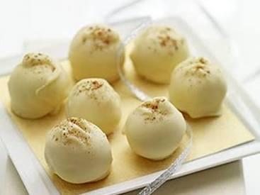 Vanilla Beans Truffles!