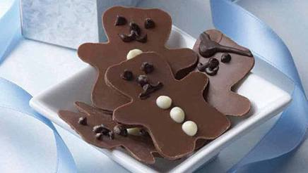 Yummy Chocolate Shapes!