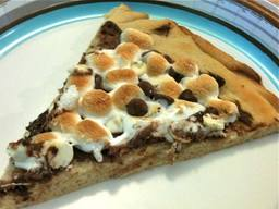 Bad Boy Chocolate Pizza!
