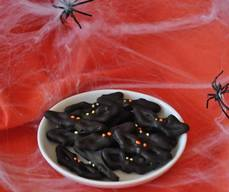 Chocolate Halloween Bats!