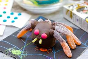 Creepy Crawly Cake Truffles!