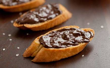 Chocolate Crostinis!