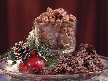 Chocolate Covered Cereal!