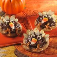 Thanksgiving Turkey Cookies!