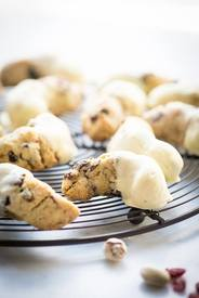 White Chocolate Cookies!