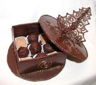 Christmas Chocolate Box!