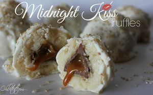 Midnight Kiss Truffles!