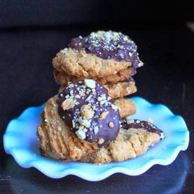 Peanut Cookies & Chocolate!
