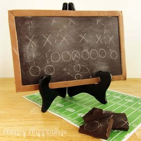 Football Play Choc-boards!