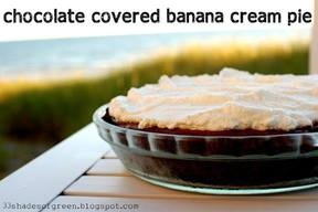 Chocolate Banana Cream Pie!