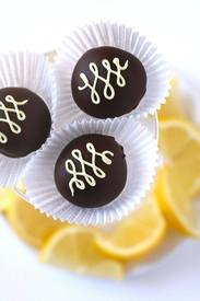 Lemon Chiffon Truffles!