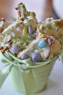 Bunny Cookie Bark!