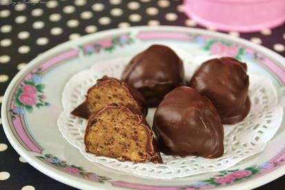 Marshmallow Pb & Cake Truffles!