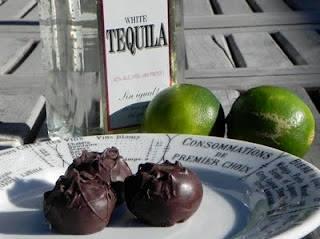 Tequila Truffles!