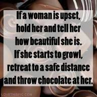 Chocolate Has A Way…