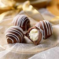 Chocolate Lemon Cremes!