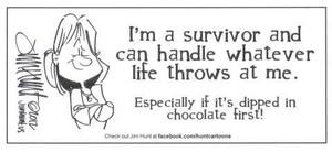Chocolate Strong!