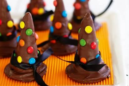 Witches Hat Cookies!