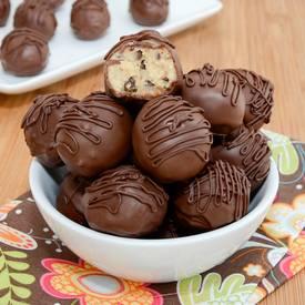 Cookie Dough Truffles!