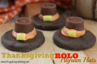 Rolo Pilgrim Hats!