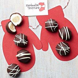 Marshmallow Truffles!