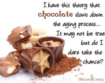Chocolate Is Good For You!