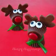 Reeses' Cup Rudolph!