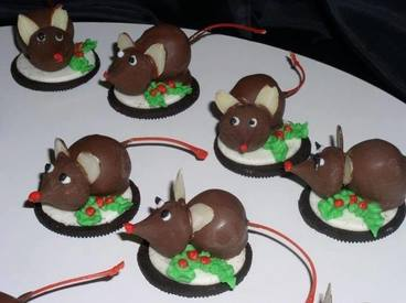Christmas Eve Mice!