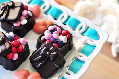 Tempered Chocolate Candy Boxes!