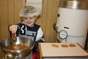 Candy Making Lessons!