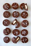 No Bake Chocolate Cheesecake Cups!