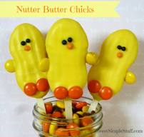 Nutter Butter Chicks!