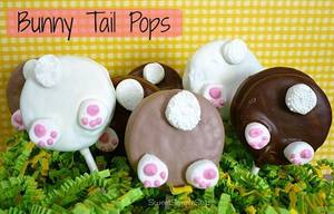 Bunny Tail Pops!