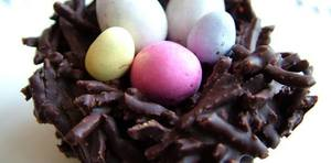 Chocolate Easter Nests!