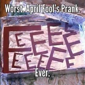 Worst Prank Ever!!