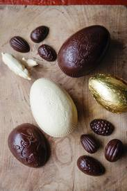 Make Your Own Easter Eggs!