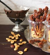 Choco Bacon Pretzel Sticks! Wait..wait, Don't Go Anywhere!