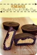 Chocolate Peanut Butter Cups!
