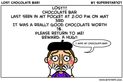 Missing Chocolate!