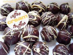 Coffee Cream Truffles!