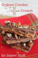 Graham Cracker Toffee Crunch!