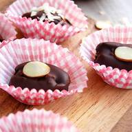 Chocolate Covered Stuffed Dates!