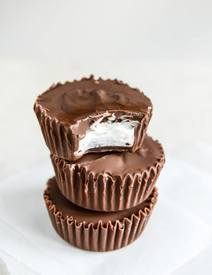 Homemade Mallo Cups!