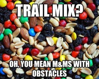 Do You Like Trail Mix?