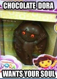 Halloween Dora?!