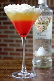 Candy Corn Cocktail!