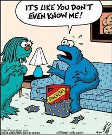 Christmas At Cookie Monster's House!