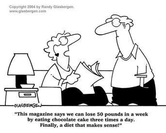 Still Dieting?