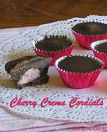 Cherry Creme Cordials!